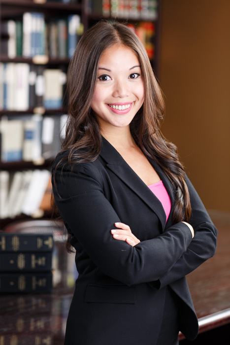 Law firm headshot portrait