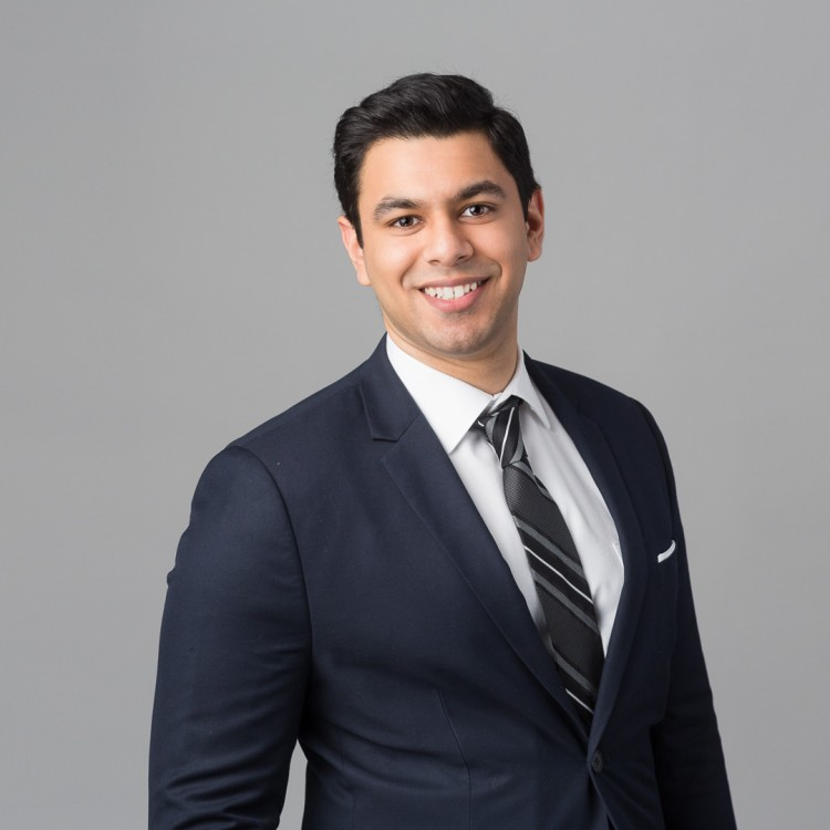Surrey real estate developer headshot
