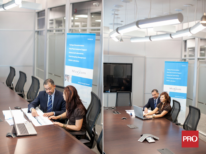 corporate stock photos for Canadian company