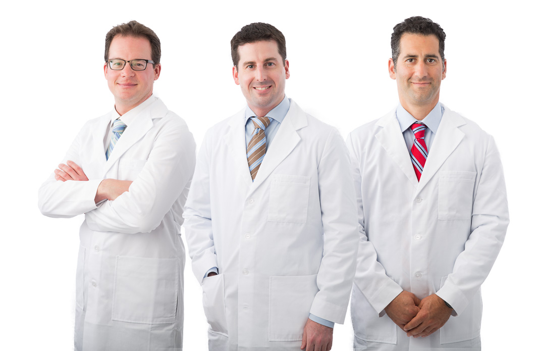 Group photo for doctors