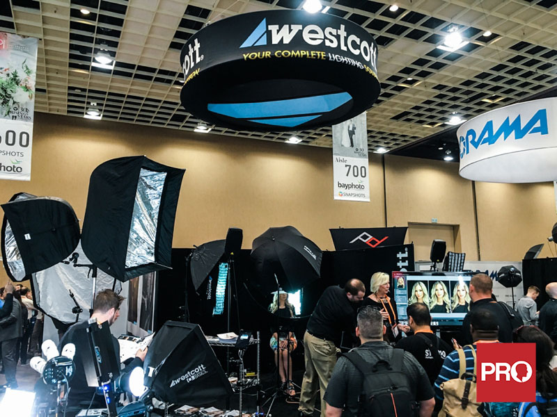 Westcott at WPPI Conference and Tradeshow