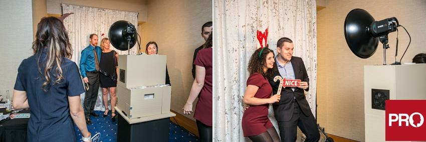 Vancouver photo booth for corporate events